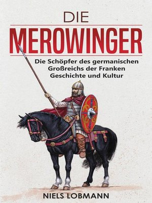 cover image of Die Merowinger