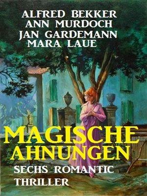 cover image of Magische Ahnungen
