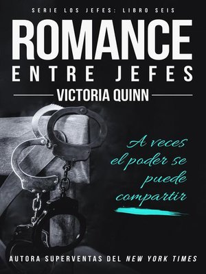 cover image of Romance entre jefes