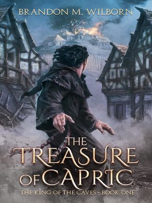 cover image of The Treasure of Capric