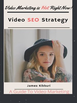 cover image of Video SEO Strategy-A Guide to Video Marketing