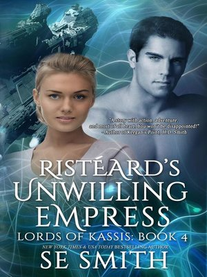 cover image of Risteard's Unwilling Empress