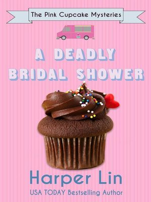cover image of A Deadly Bridal Shower