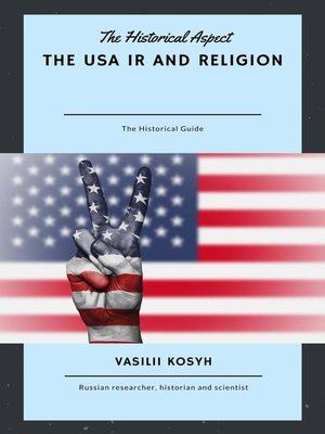 cover image of The USA IR and Religion