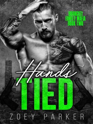cover image of Hands Tied (Book 2)