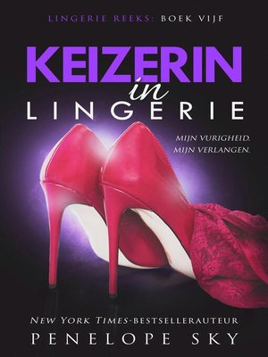 cover image of Keizerin in lingerie