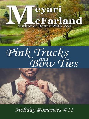cover image of Pink Trucks and Bow Ties