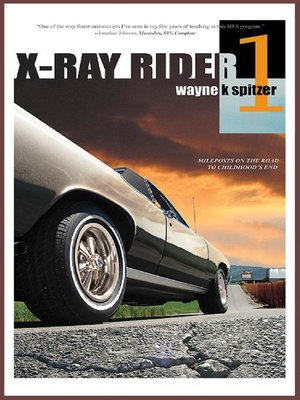 cover image of X-Ray Rider 1