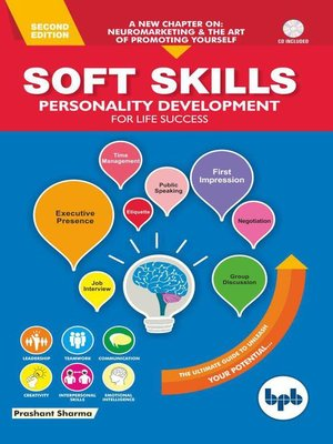 cover image of Soft Skills Personality Development for Life Success