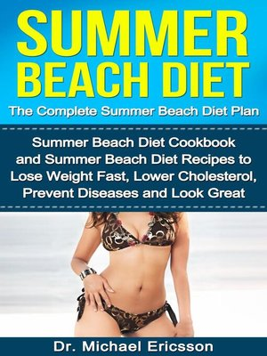 cover image of Summer Beach Diet
