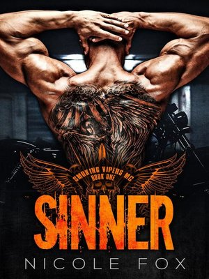cover image of Sinner