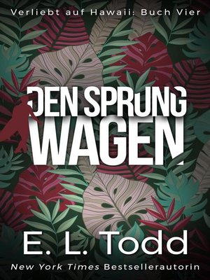 cover image of Den Sprung wagen