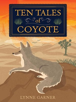cover image of Ten Tales of Coyote