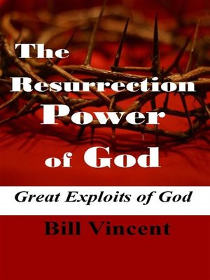 cover image of The Resurrection Power of God