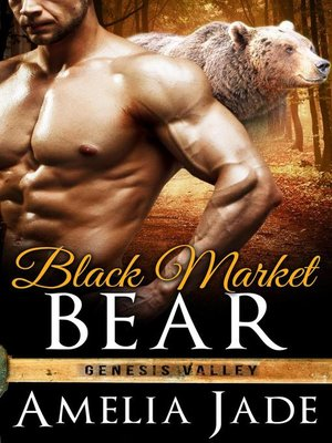 cover image of Black Market Bear