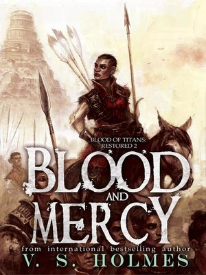 cover image of Blood and Mercy