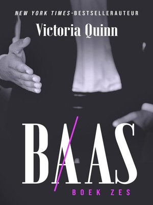 cover image of Baas Romance