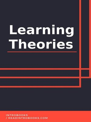 cover image of Learning Theories