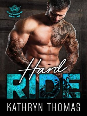 cover image of Hard Ride (Book 2)