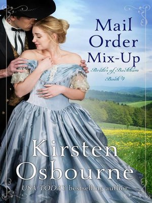 cover image of Mail Order Mix Up
