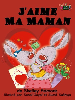 cover image of J'aime Ma Maman