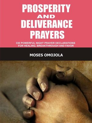 cover image of Prosperity and Deliverance Prayers