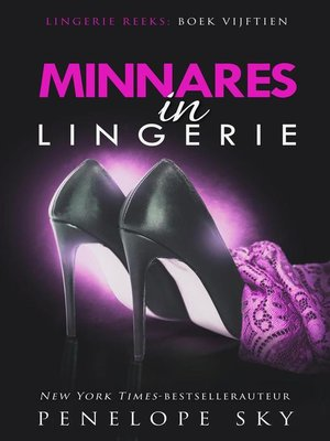 cover image of Minnares in lingerie