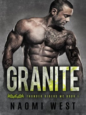cover image of Granite (Book 1)