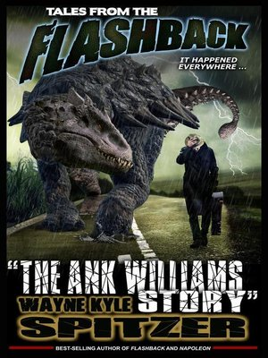 "cover image of ""The Ank Williams Story"": Tales from the Flashback, #4"