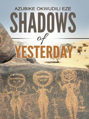 cover image of Shadows of Yesterday