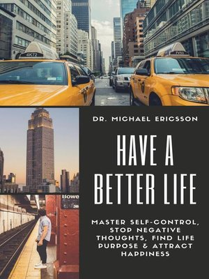 cover image of Have a Better Life