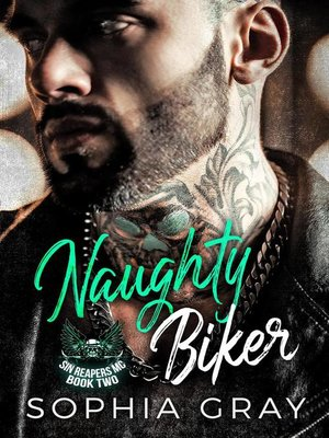 cover image of Naughty Biker (Book 2)
