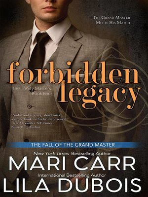 cover image of Forbidden Legacy
