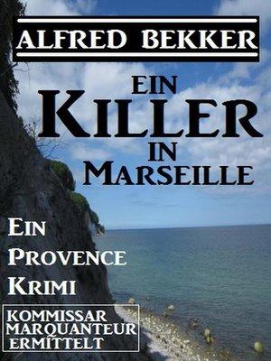 cover image of Kommissar Marquanteuer ermittelt