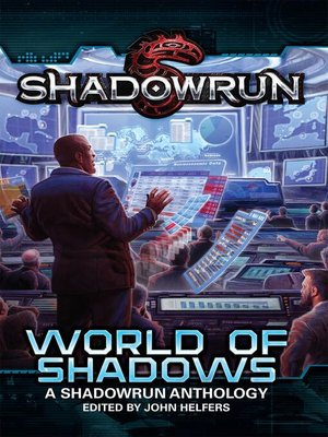 cover image of Shadowrun