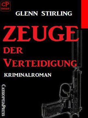 cover image of Zeuge der Verteidigung