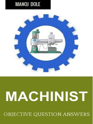 cover image of Machinist