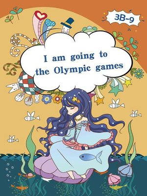 cover image of I am Going  to the Olympic Games.