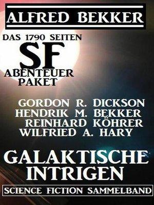 cover image of Das 1790 Seiten SF-Abenteuer Paket