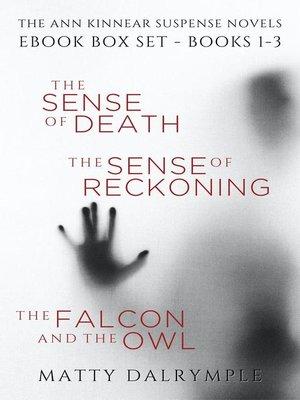 cover image of The Ann Kinnear Suspense Novels Ebook Box Set--Books 1-3