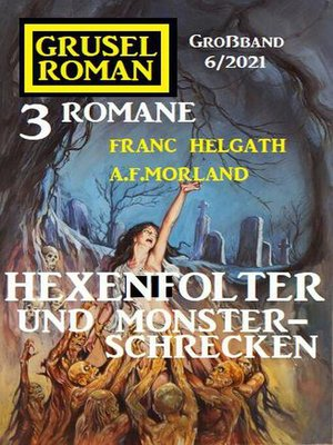 cover image of Hexenfolter und Monsterschrecken