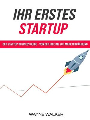 cover image of Ihr erstes Startup