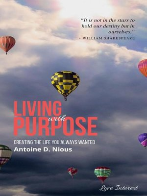 cover image of Living with Purpose