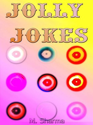 cover image of Jolly Jokes