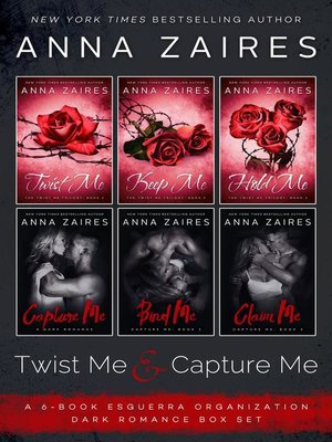 cover image of Twist Me & Capture Me