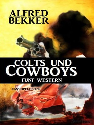 cover image of Colts und Cowboys