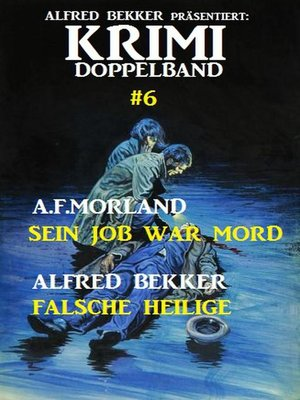 cover image of Krimi Doppelband #6