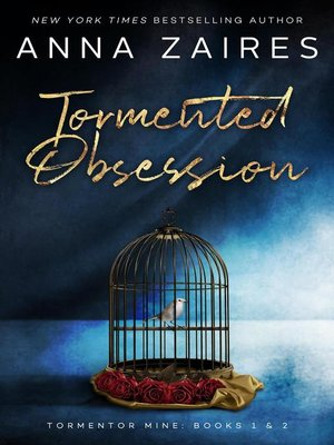 cover image of Tormented Obsession