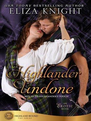 cover image of Highlander Undone