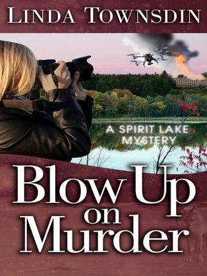 cover image of Blow Up on Murder
